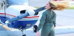 Nastolatka chciała zostać pilotem. Zginęła w katastrofie