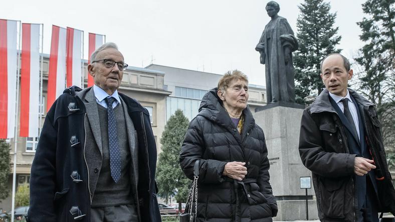 Wnuki Marii Skłodowskiej-Curie