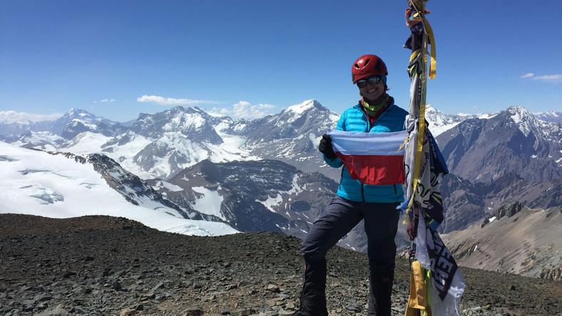 Trzeciego marca Ewa Wachowicz rozpoczęła wyprawę na Ojos del Salado (6893 m n.p.m.). Do ataku szczytowego został już tylko jeden dzień.