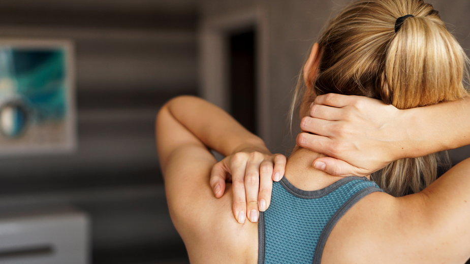 Sposoby na ból mięśni po treningu / Shutterstock