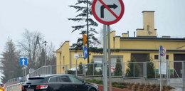 Chcą karać kierowców, a sami łamią przepisy! ZDJĘCIA
