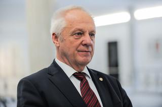Niesiołowski o krzyżu w Kancelarii Premiera: Obrzydliwe...