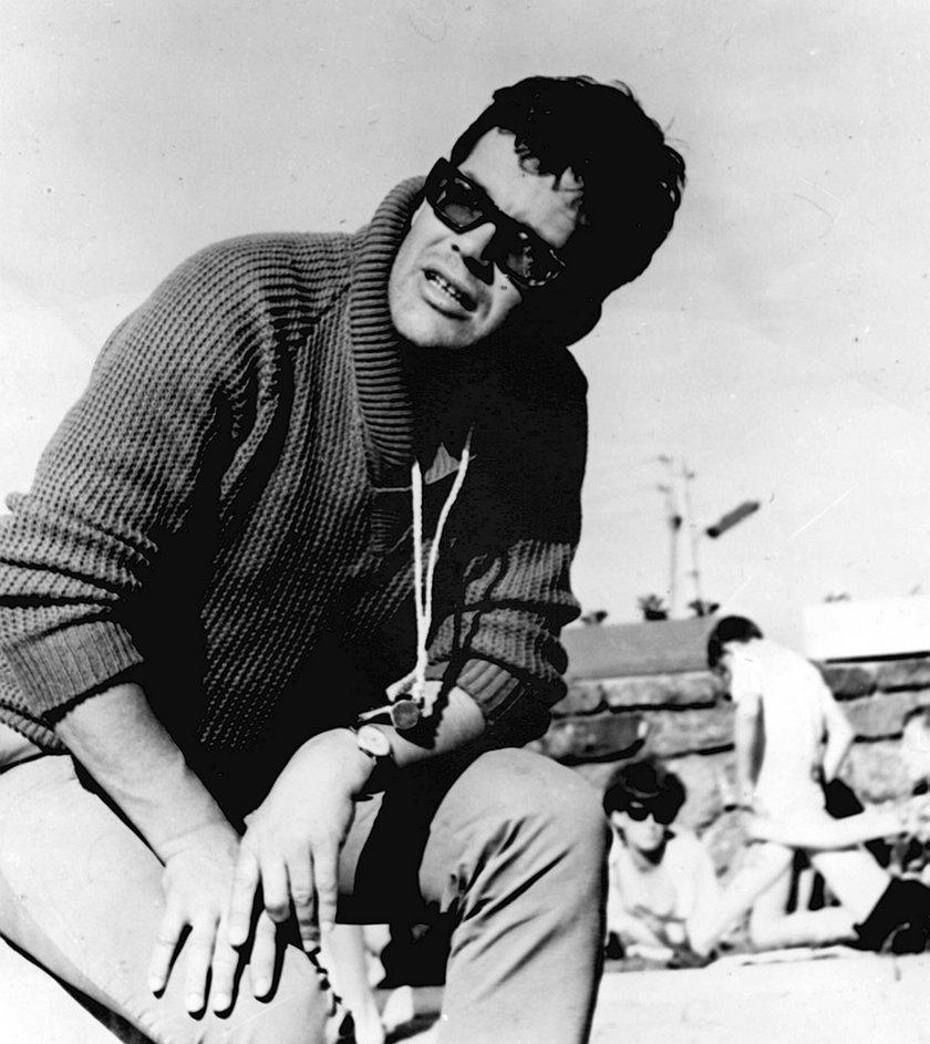 Zbyszek Cybulski to legendarny polski aktor. Zginął tragicznie 8 stycznia 1967 roku