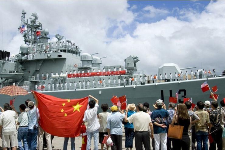 Kineska mornarica