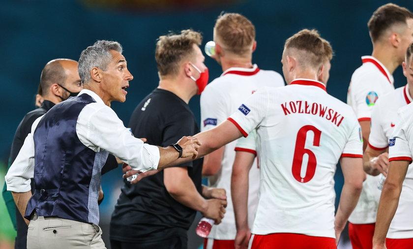 Euro 2020. W meczu Polska-Szwecja Paulo Sousa będzie mógł wystawić najmocniejszy skład
