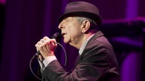Wyjątkowa promocja płyty Leonarda Cohena w wagonach warszawskiego metra