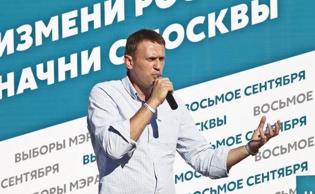 Aleksiej Nawalny nie będzie mógł kandydować w wyborach prezydenckich. Decyzja, według BBC, zapadła na Kremlu