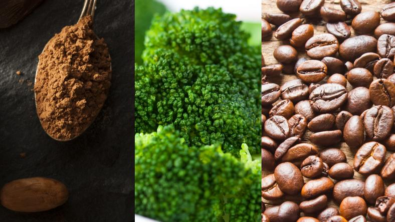 Zdrowotne właściwości kakao, kawy, oregano potwierdzone naukowo