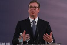 Aleksandar Vučić, Bundestag