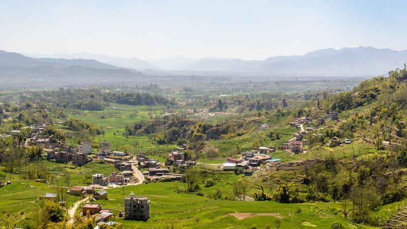 Dolina Katmandu, Nepal