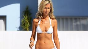 41-letnia Lady Victoria Hervey świetnie prezentuje się w bikini