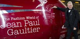 Jean Paul Gaultier zaprojektował pociąg!