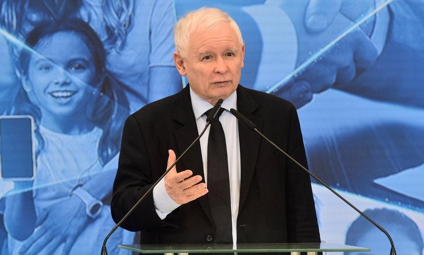 Jarosław Kaczyński zdradził swój plan na zreformowanie Unii Europejskiej.