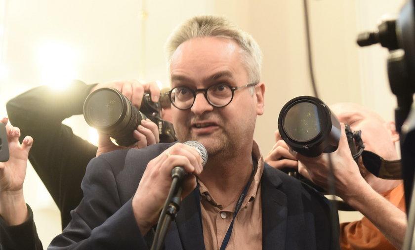 Skandal! Dziennikarz zwyzywał ministra!
