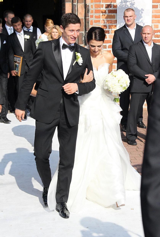 Suknia ślubna Anny Stachurskiej