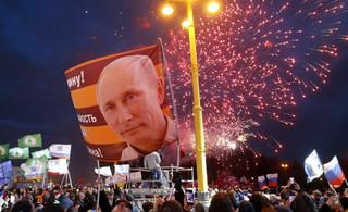 Kreml będzie reagował na protesty surowo