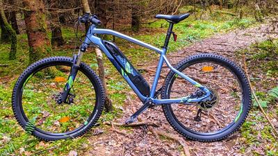 E-MTB Decathlon E-ST 100 im Test: Das beste E-Bike für 1100 Euro?