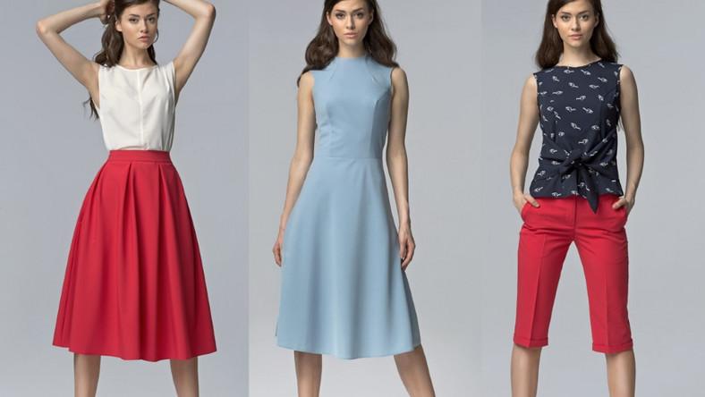 Kwietniowe propozycje Nife wyraźnie osadzone są w bieżących trendach, stanowiąc jednocześnie kolekcję spójną i bardzo indywidualną. Widać tu inspirację modnymi akcentami vintage, wiosennymi nowinkami wprost z wybiegów wielkich wizjonerów mody, lecz nade wszystko – uwielbienie modowej ascezy.