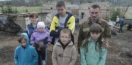 Cudem ocaleli z płomieni. 7 osobowa rodzina straciła dach nad głową