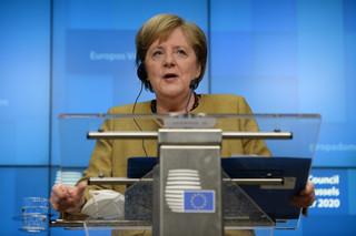 Merkel, Michel i von der Leyen zadowoleni z porozumienia w sprawie budżetu UE