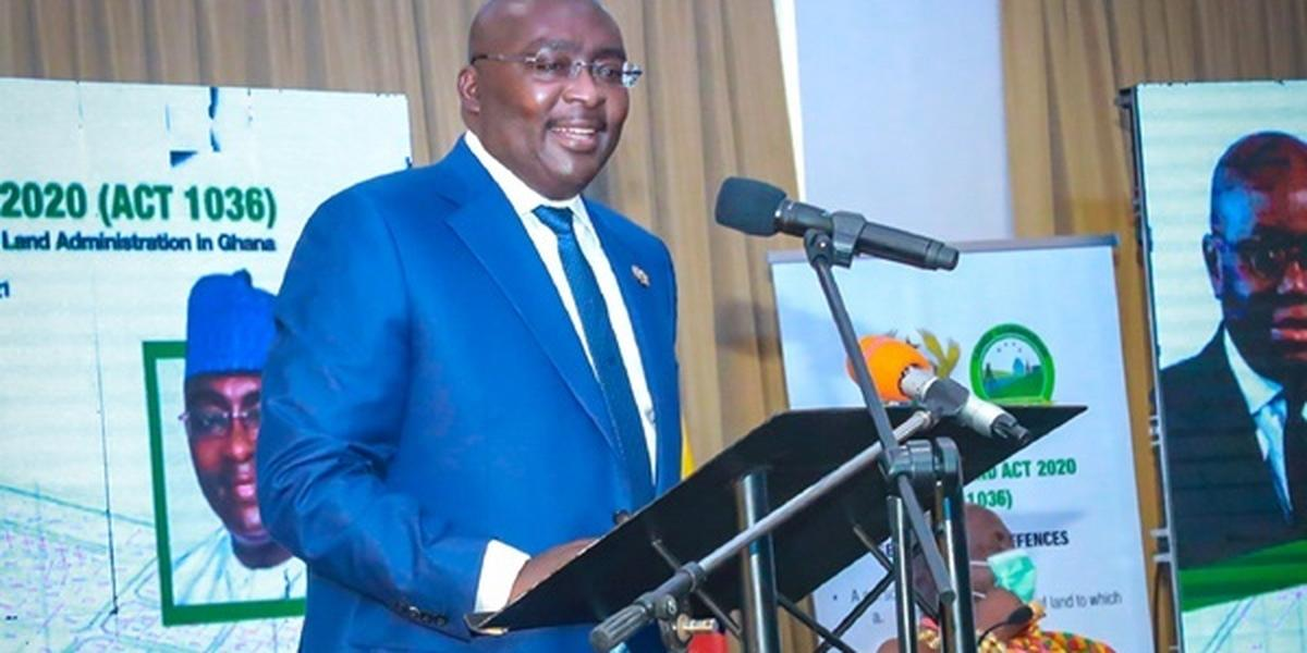 Digitization of land title and registration will overcome many problems - Bawumia