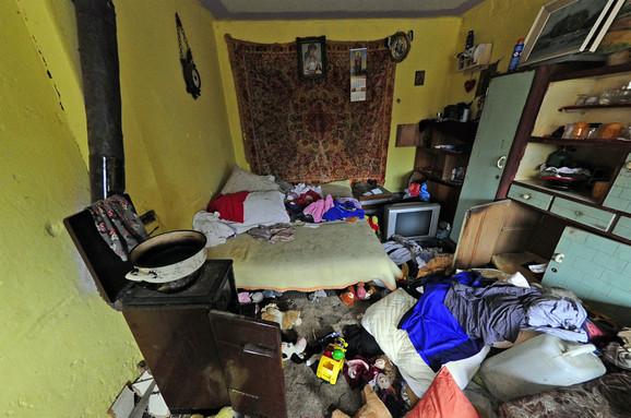 Kuća u kojoj je Jelena bila zatočena