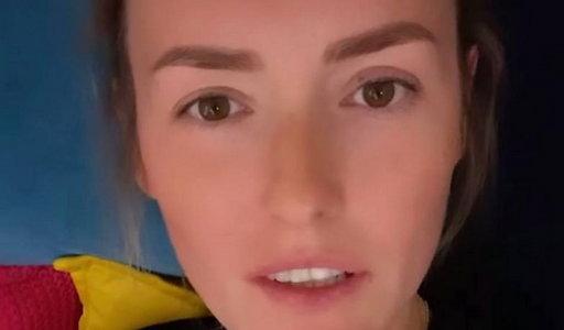 Olga Frycz zostawiła dziecko w aucie i poszła do sklepu. Głos zabrał były partner aktorki i ojciec 2,5-letniej Heli