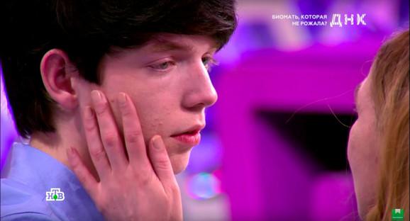 Emotivni susret snimile su kamere ruske televizijije