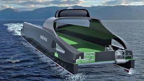 Autonomiczny okręt do operacji przybrzeżnych