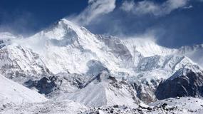 Pierwsze zimowe wejście na Czo Oju miało miejsce 30 lat temu - 12 lutego 1985 r. na szczycie stanęli Berbeka i Pawlikowski