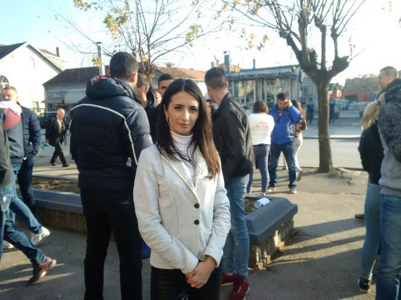 Kristina Anđelković, student