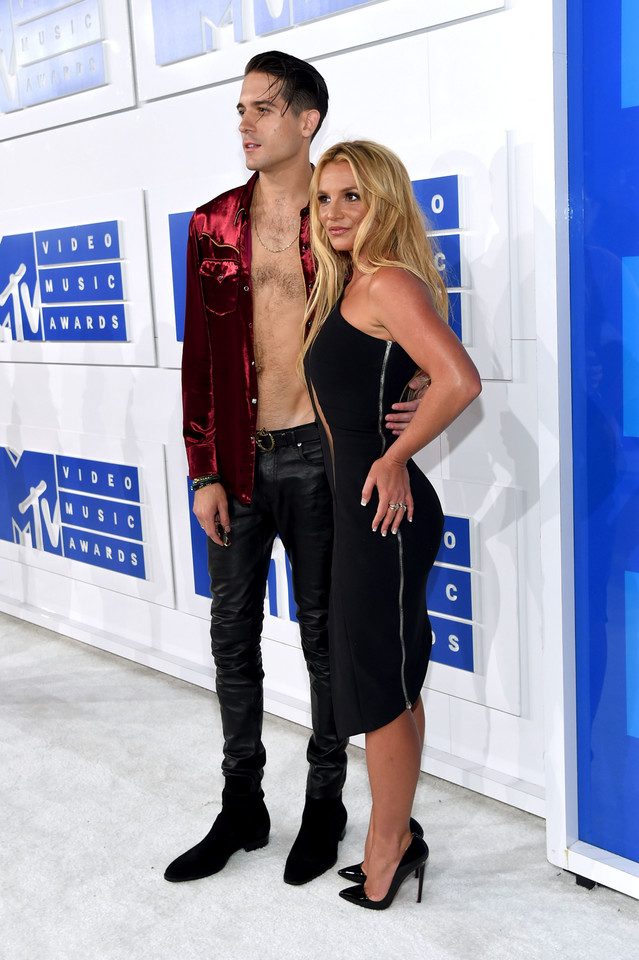 MTV Video Music Awards 2016: Britnez Spears i G-Eazy