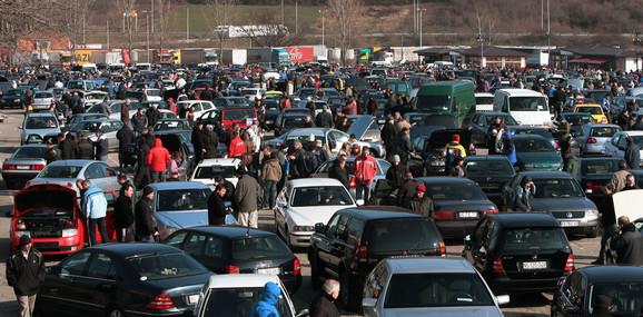 Izvoz čelika veći je od izvoza automobila