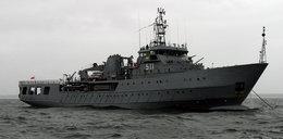 Polski okręt dowodzi siłami NATO!
