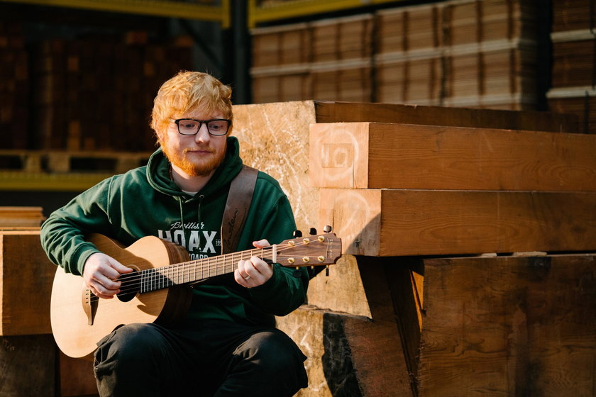 Ed Sheeran wystąpi w Polsce!
