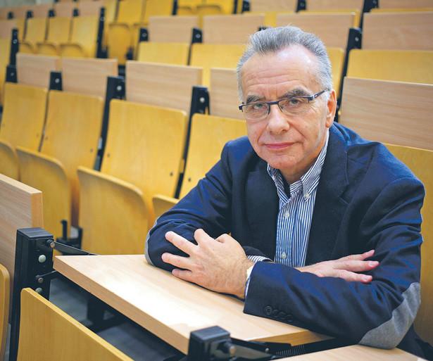 Prof. dr hab. Krzysztof Opolski, ekonomista, przewodniczący Kapituły Nagrody Gospodarczej Prezydenta RP