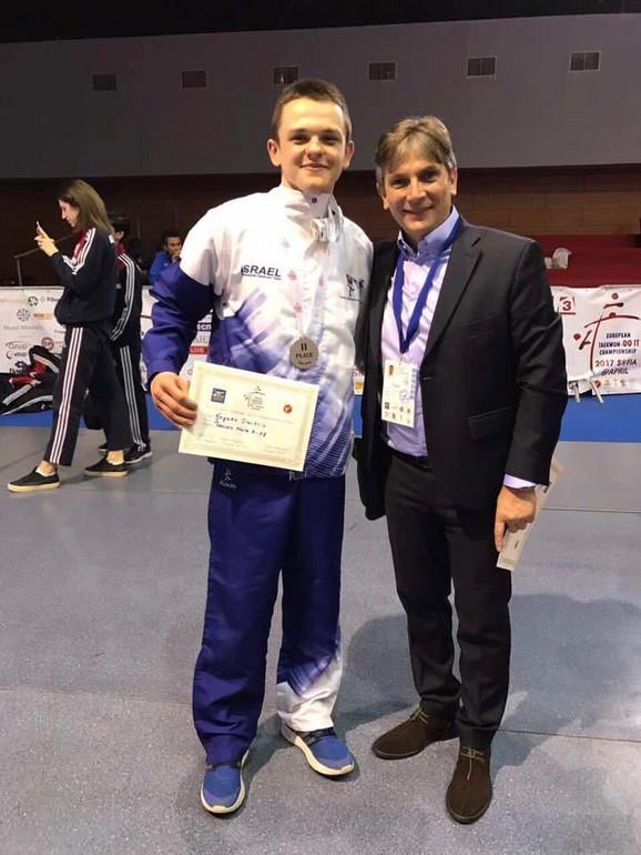 Dimitri Nagaev i Dragan Jović