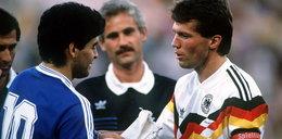 Michał Listkiewicz wspomina Diego Maradonę: Diego był dużym dzieckiem