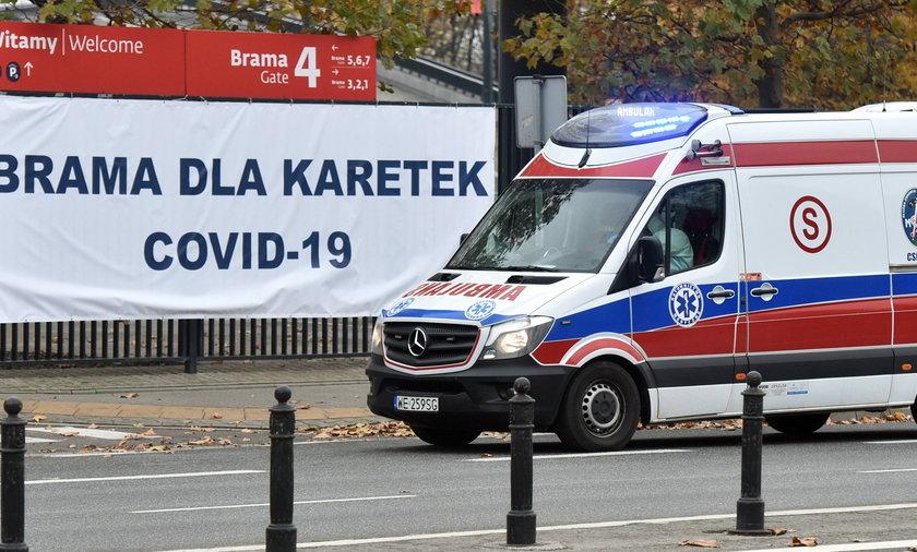 Nowe przypadki koronawirusa w Polsce