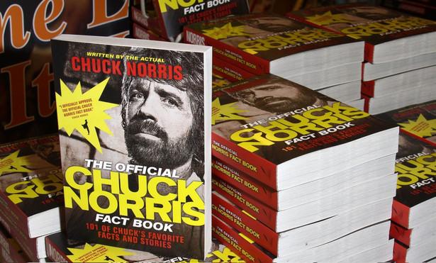Biografia Chucka Norrisa