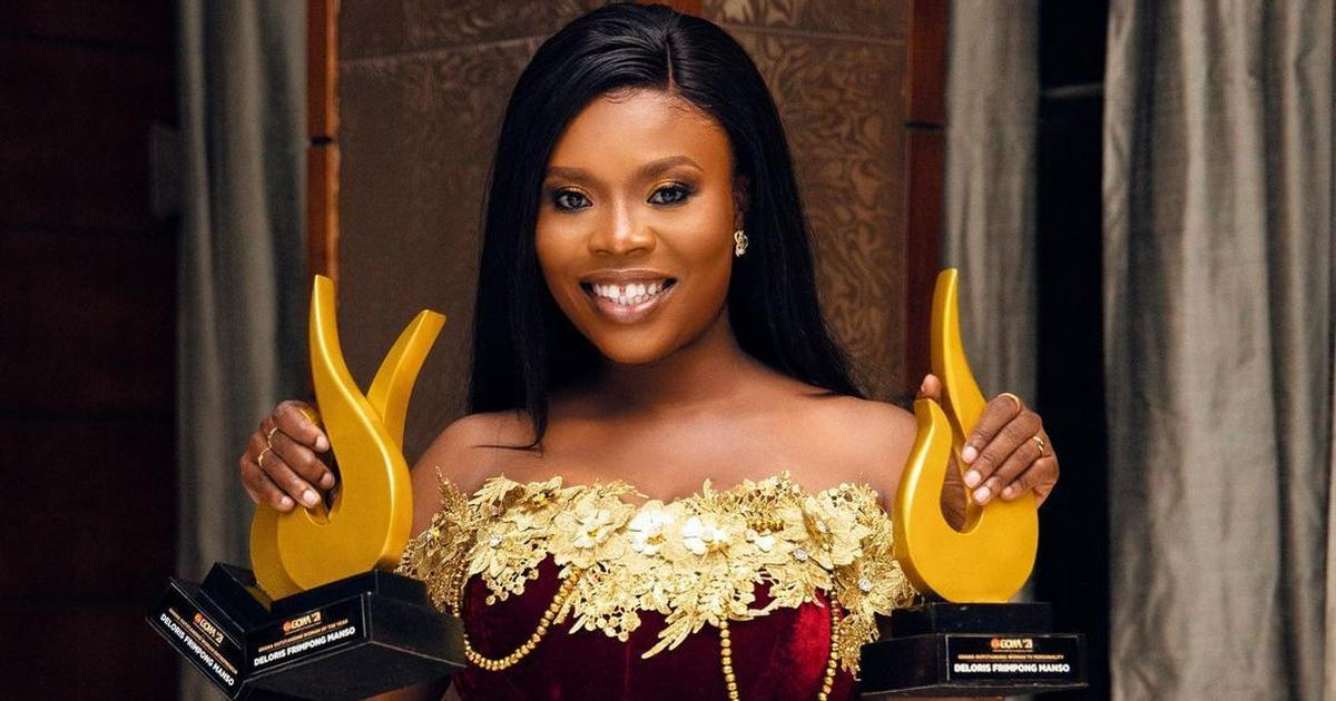"""Delay named 'Woman of the Year"""" the second time; bags two other awards"""