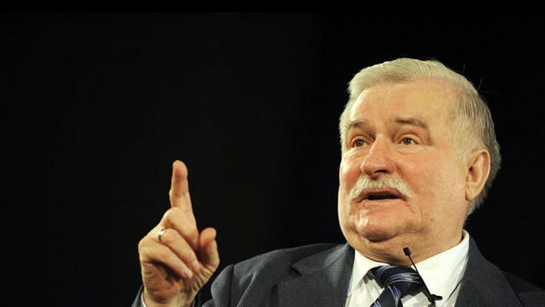 Lech Wałęsa ruszył na Woodstock