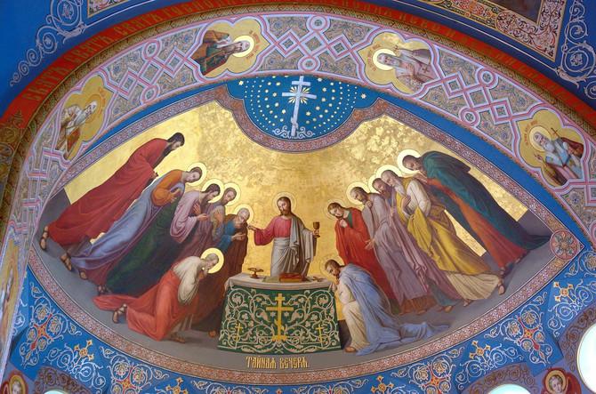 Veliki četvrtak je sećanje na poslednju večeru Isusa sa učenicima