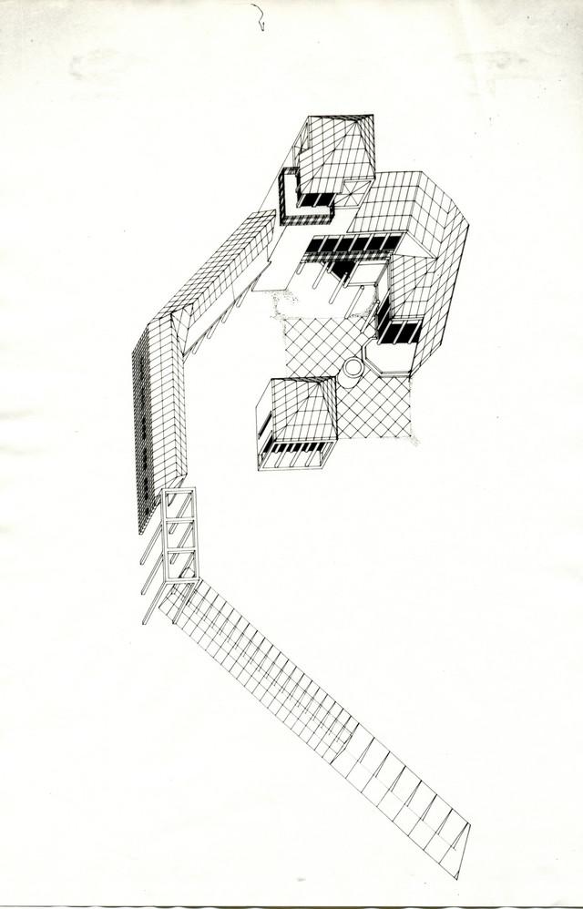 Marjan Čehovin, Arhitektura zemlje, 1981.