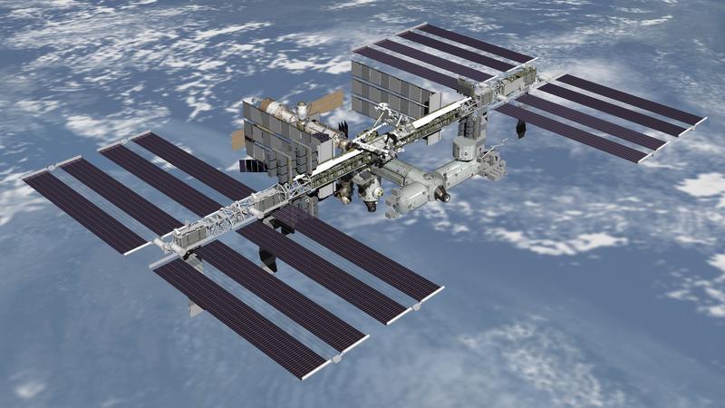 Z Google Street View zwiedzimy ISS