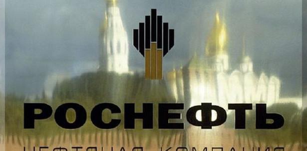 Siedziba Rosnieftu w Moskwie.
