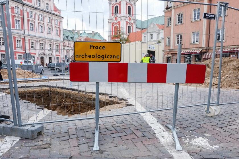 Wykopano mury najważniejszego poznańskiego kościoła!