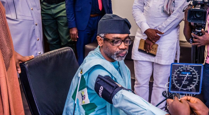 Gbajabiamila: 'The House is adjourning for 14 days'