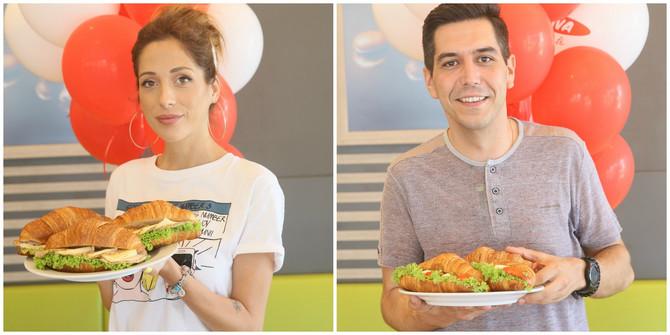 Mila i Dejan su izabrali najbolje VIVA sendviče