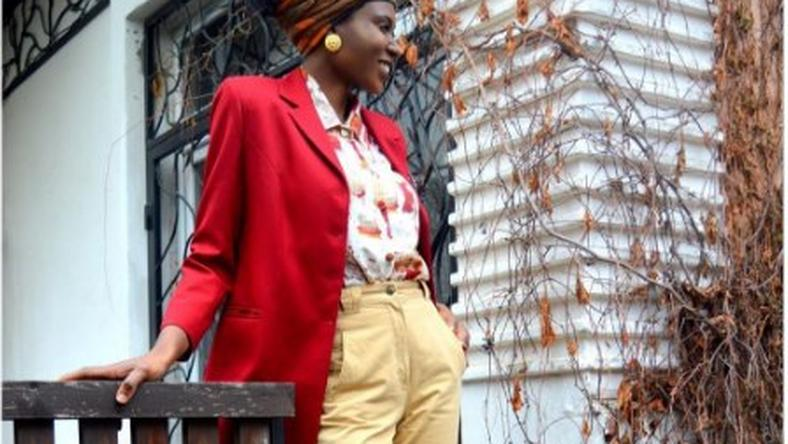 Elizabeth Ighorodje takes on bold colours and prints